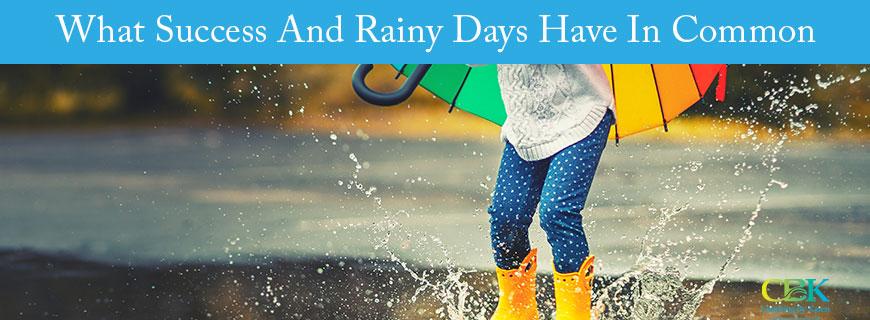 success-rainy-days