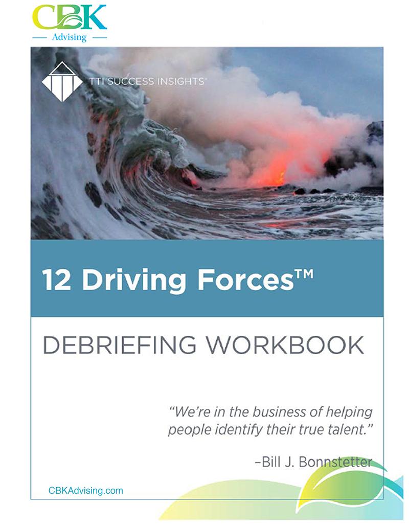 12 Driving Forces Debriefing Workbook-1