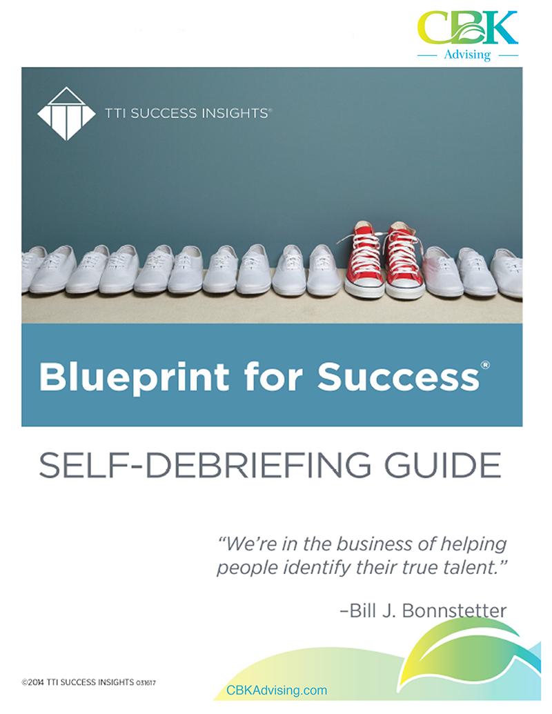 CBK Behaviors Self Debriefing Guide-1